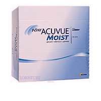 1-Day Acuvue MOIST (180 бл.)