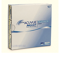 1-DAY Acuvue Moist for Astigmatism (90 бл.)