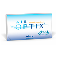 Air Optix Aqua (6 бл.)