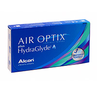 Air Optix Plus HydraGlyde (3 бл.)